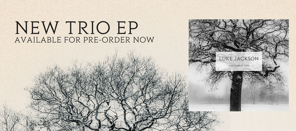 New album This Family Tree - available on pre-order now