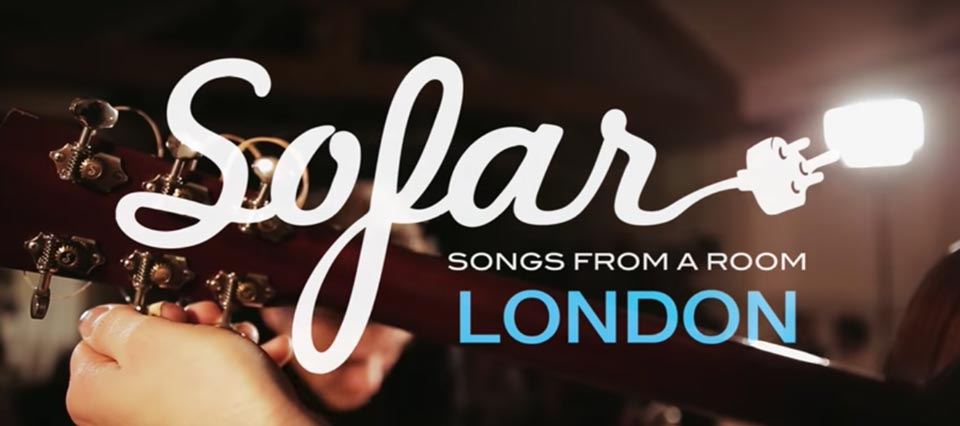 Listen to Luke's Sofar session here