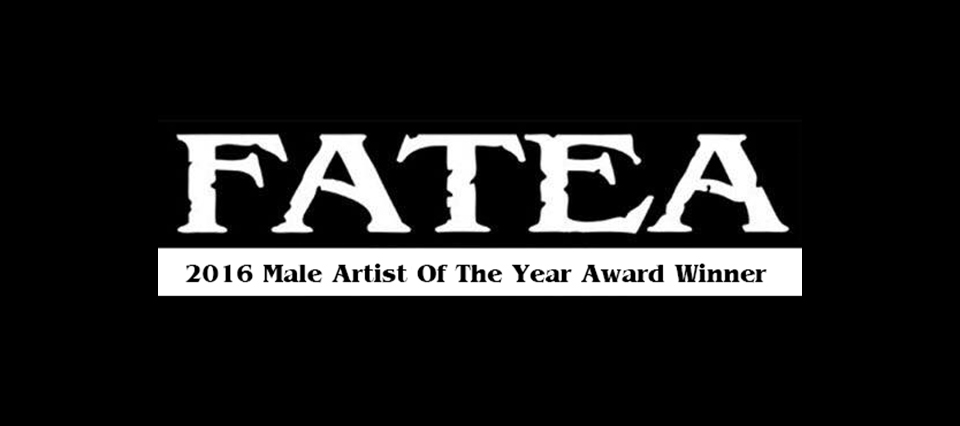 Fatea, 2016 male artist of the year award winner
