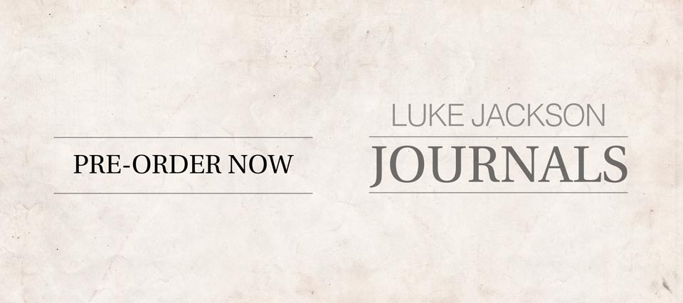 Luke's new album Journals